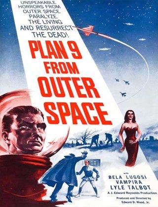 外太空计划9
